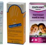 Противопедикулезные препараты: достоинства и недостатки